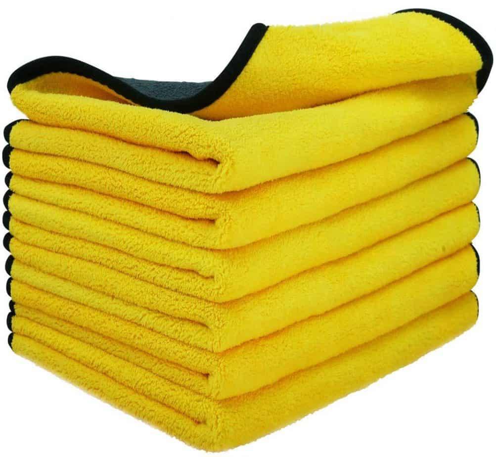 Ahlink Microfiber Towels