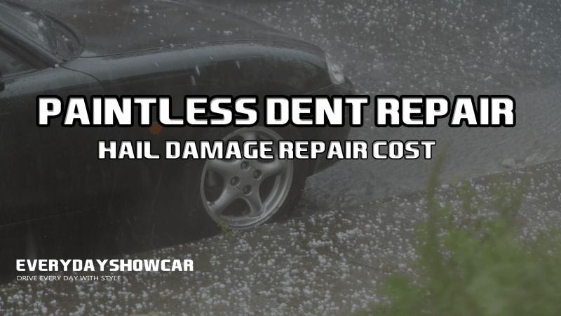 Hail Damage Repair Cost