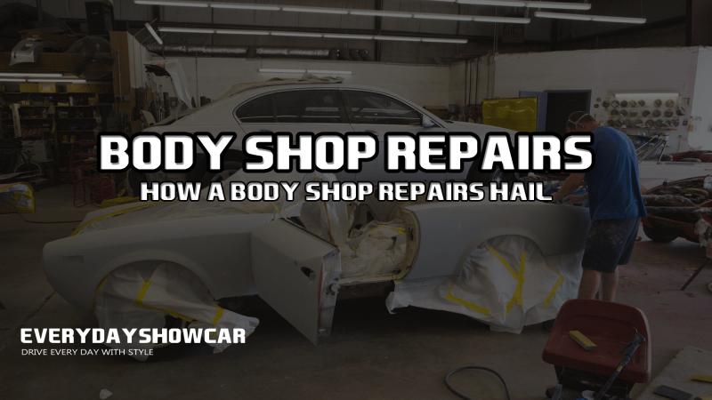 Bodyshop repairs