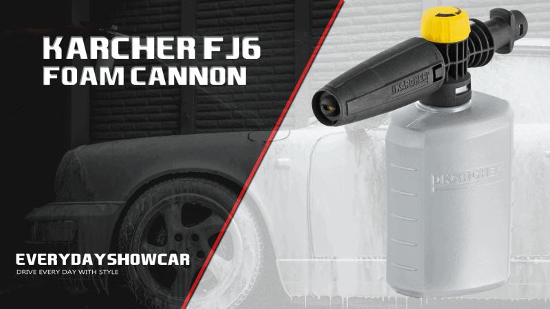Karcher FJ6 Foam Cannon Review – Worth The $20?