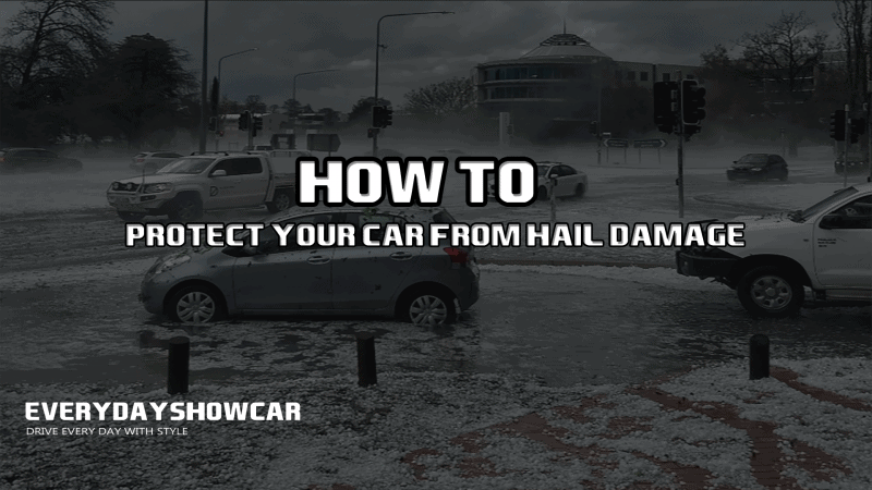 Protect your car from hail