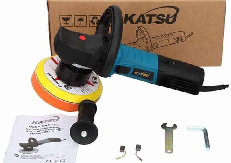 Katsu Dual Action Polisher
