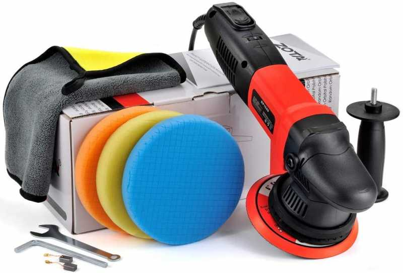 Best Cheap Dual Action Polishers