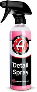 Adams Detail Spray - Waterless Wash and drying aid