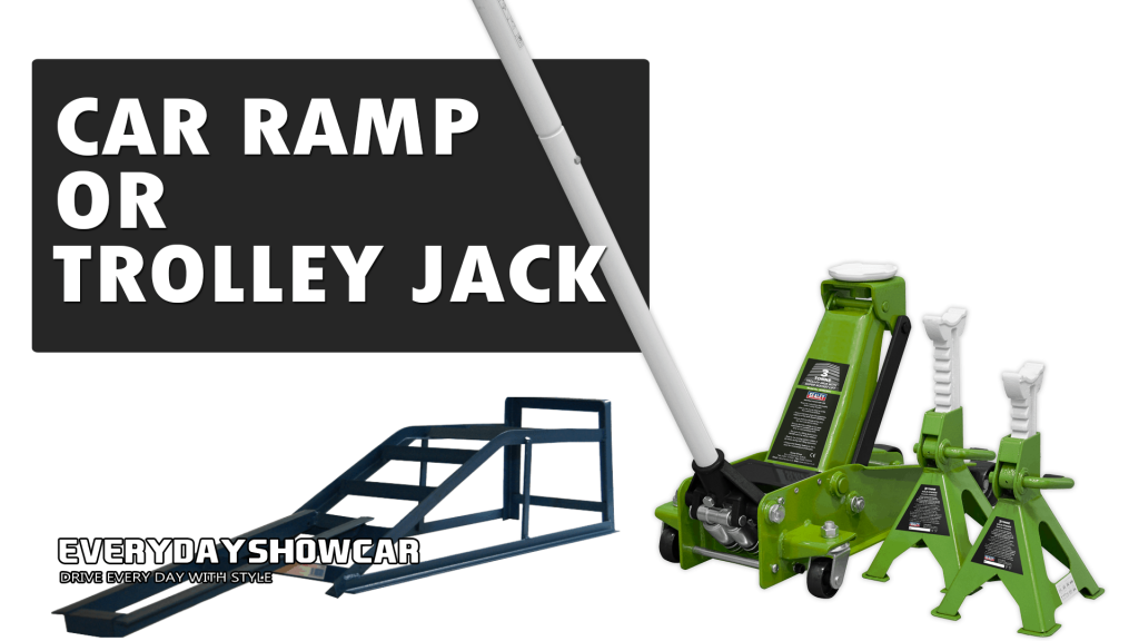 Car Jack vs Ramps: Which is better for DIY repairs?