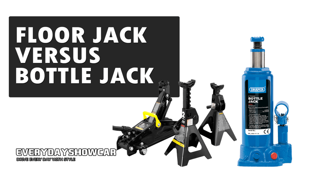Types Of Hydraulic Jacks for lifting cars