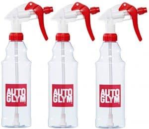 Autoglym pump spray bottle