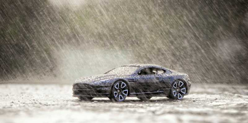 Prevent Water Spots On Car After Rain