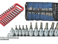 how to organize sockets and tools in your tool chest